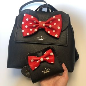 KATE SPADE ♠️ BACKPACK AND WALLET
